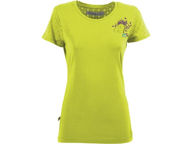 E9 Mora T-Shirt Damen lime